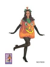 2015 Hotsale Party Halloween Costume carnival costume PUMPKIN ADORN