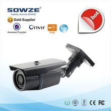 SOWZE 2.1MP megapixel 1080P white light LED Vehicle License Plate Recognition LPR IP Camera for car number entrance gate