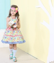 cenicienta vestidos de niñas para las fábricas de ropa en china de bebé niña frock patrones