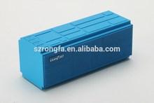 Customized latest e mini speaker with fm radio