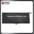 wholesale new arabo tastiera per macbook a1304 sostituzione tastiera con il colore bianco