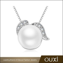 OUXI 11304 hot selling noble pearl necklace sets