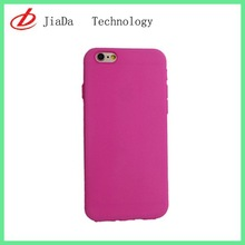136mm*68mm different colors Mobile phone case for iphone6