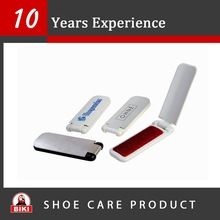 travel size lint remover and shoe horn