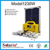 Energy saving high power 285w 24v monocrystalline solar panel home lighting system