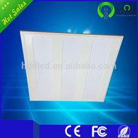 energy saving CB 24w led grille lamp 2ft 2ft 4000-4500k