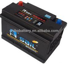 Eccellente qualità hotsell nuovo contenitore di batteria al piombo 6-qw-54 12v54ah