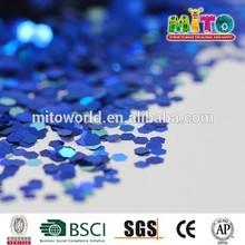 High quality laser nail art glitter powder