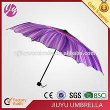 Hot Selling Folding Umbrella Print Ads