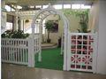Barato jardim piscina açoinoxidável cerca post design/elo da cadeia esgrima malha de arame de aço galvanizado fence iso 9001 fábrica