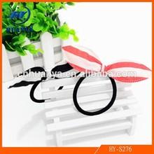 Wholesale Elastic Hairband Colorful Hair Rope Hair Ring