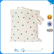 promotional 2015 cute handmade cotton tote bag