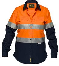 Welder Tropical Cotton Fireproof Shirt