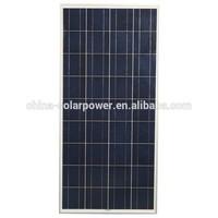 CE TUV CSA ISO A grade cell high efficiency photovoltaic solar panels