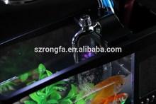 Popular stylish discount mini aquarium led lighting
