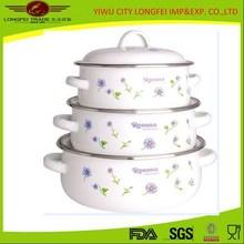 Now Product Cookware Enamel Casserole Set