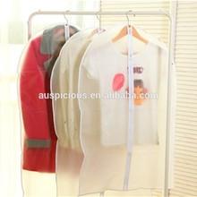 New Creative Design Coat Clothes Jacket Suit Dress Storage Travel Dustproof Cover Bag