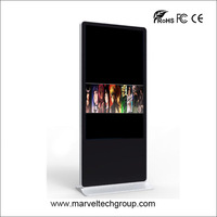 32 TO 84 Inches Full New A+ LCD Panel media player for hotels
