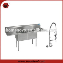 steel sink manufacturer