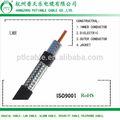 trenzado de alambre caída de cable coaxial lmr300