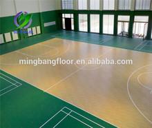 new product antislip indoor basketball flooring