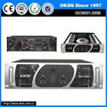 Nuevo diseño ma-6200 dsp de audio del amplificador de potencia con el certificado del ce