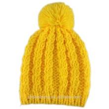 Newly fashion winter hat crochet baby hat crochet frozen elsa hat