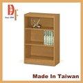 de hecho en taiwán brillante de lujo de madera único niños muebles de dormitorio