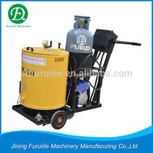 Concrete road /asphalt road crack sealing machine mobile road repairing machines(FGF-60)