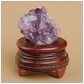 venta al por mayor a granel de la curación reiki cristal de amatista geode decoración de piedras preciosas