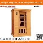 Hemlock far infrared portable home sauna pvc sauna suit
