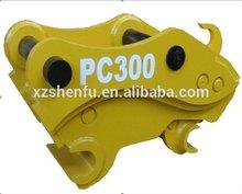 excavator part quick hitch / quick coupler model SFPC300