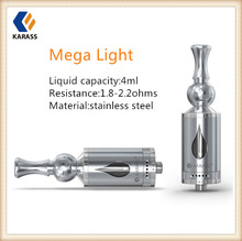 Clearomizer and Changeable Battery mechanical Electronic Cigarette ks8900