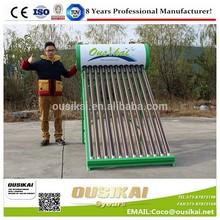 100L Vacuum Tubes Solar Water heaters