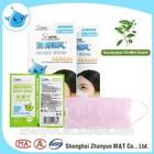 Eucalyptus Oil-Mint Scent Non-woven 3 Fold Face Mask