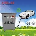 caliente diesel inyector de combustible de la máquina de limpieza
