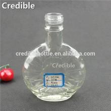 110ml mini liquor bottle for vodka cocktail, liqueu,Spirit,Brandy,Whisky, Gin, Rum, Tequila