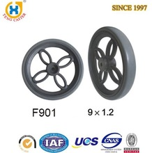High quality High Performance Strong 9 inch baby stroller big wheel