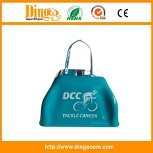promotional make noise cowbell,gift metal cowbell,high quality cowbell