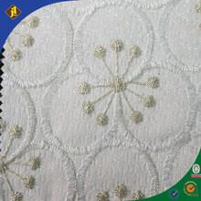 newest glitter decorative fabric