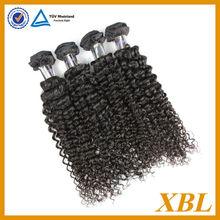 XBL hair 2015 new arrival virgin indian deep curly hair