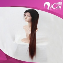 100% human remy hair top finest hand made wig on sale
