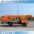 Perfect máquinas de elevação t- rei pequenos caminhões guindastes móveis