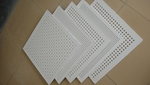 Hot Sell/Fireproof And Heat Insulation/2MM Perforated Mgo Board