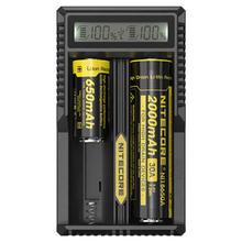 Nitecore USB powered Li-ion rechargeable Universal battery UM20 18650 charger