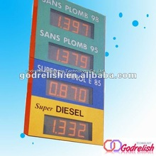 Hot selling message moving computer controlled led display long time warranty