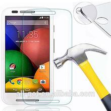 Wholesale price for motorola moto E mobile phone tempered glass screen protector