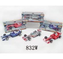 Cheap push back diecast toys metal Alloy Formula 1 car toys ,small metal car toy