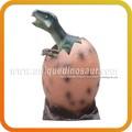 fibra de vidro paraincubação de dinossauro de brinquedo