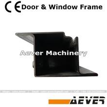 frank z section stainless steel door jamb